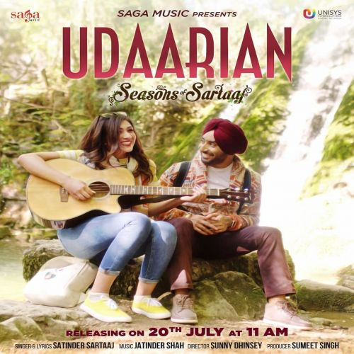 Udaarian - Satinder Sartaaj Single Track Ringtones Download