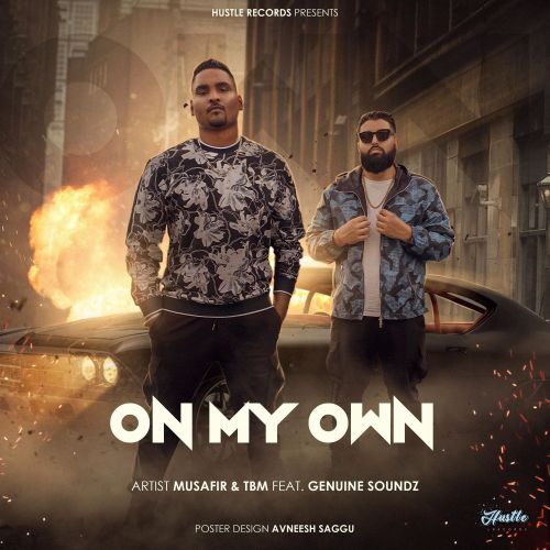 download On My Own Musafir mp3 song ringtone, On My Own Musafir full album download